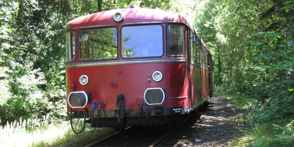 Waldbahn Almetal
