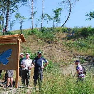 Eröffnung Schmetterlingspfad