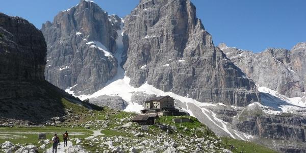 Trekking al Rifugio Alimonta