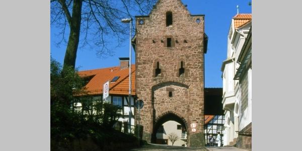 Niedertor in Blomberg