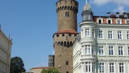 Der Reichenbacher Turm in Görlitz
