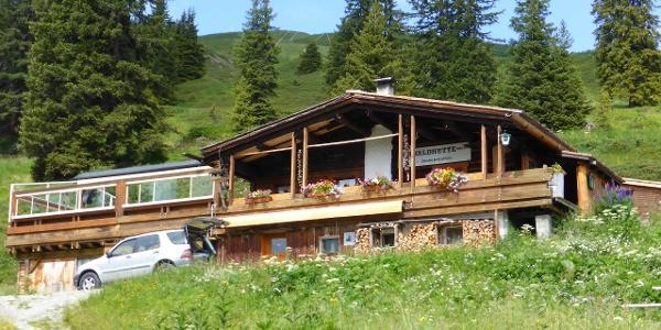 Obwald hut
