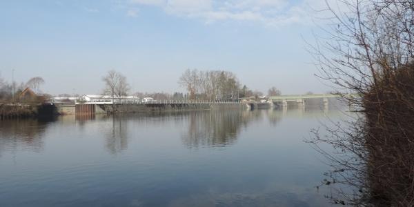 Lechkanal bei Gersthofen
