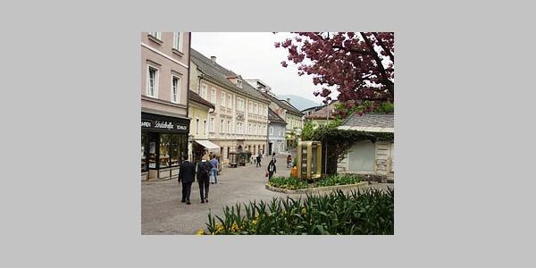 Die Widmanngasse ist nach einer der vielen reichen Kaufmannsfamilien der Handelsstadt Villach benannt. Hier befindet sich unter anderem auch das Stadtmuseum