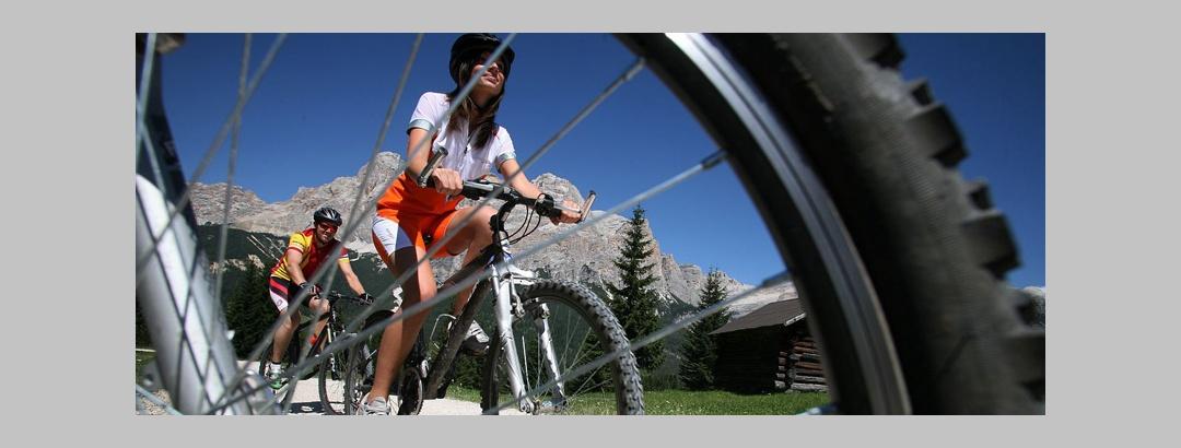 Mountainbiken in Alta Badia