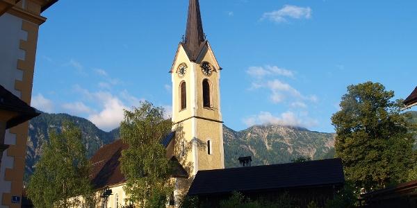 Evang. Kirche Bad Goisern 502m