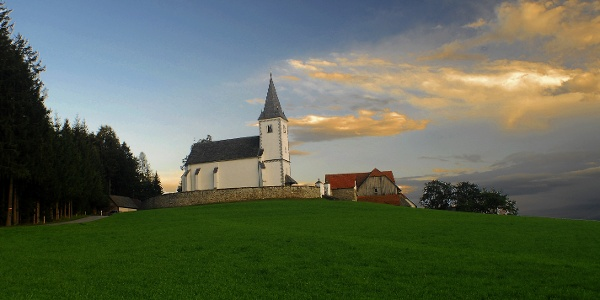 Prebl - Gräbern- Gräbern Kirche