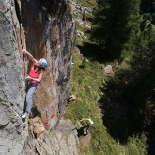 Klettergarten Zirbenwald