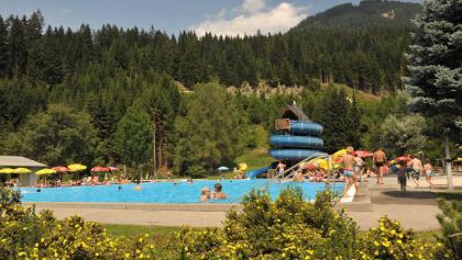 Erlebnisschwimmbad Gitschtal