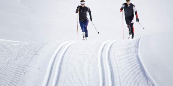 Cross-Country Track Untersölden - Sölden
