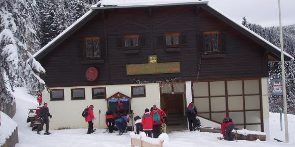 Klippitztörl - Naturfreundehaus