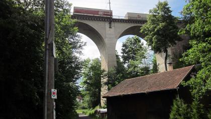 Schleifenroute / Jossa Viadukt
