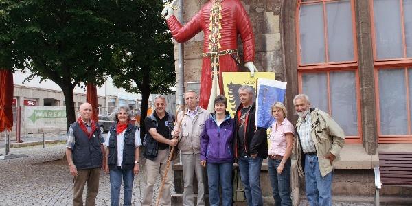 Roland in Nordhausen