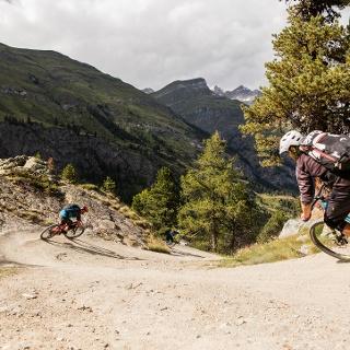 Ce Flow Trail promet beaucoup de fun