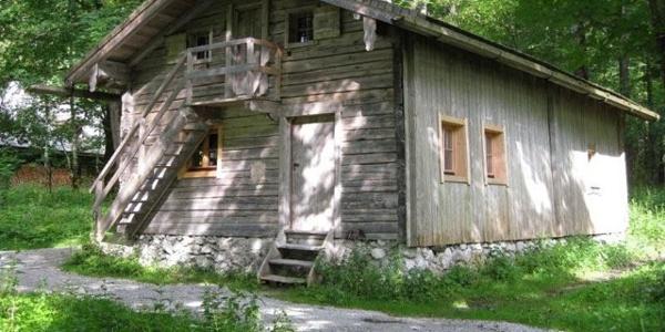 Watzmann-Ostwand-Hütte