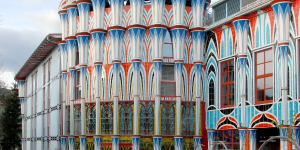 St. Veit an der Glan, Hotel Ernst Fuchs
