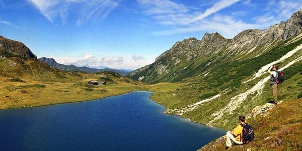 Oberhuetten See