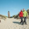 Der Leuchtturm am Darßer Ort ist einer der ältesten Leuchttürme an der deutschen Ostseeküste