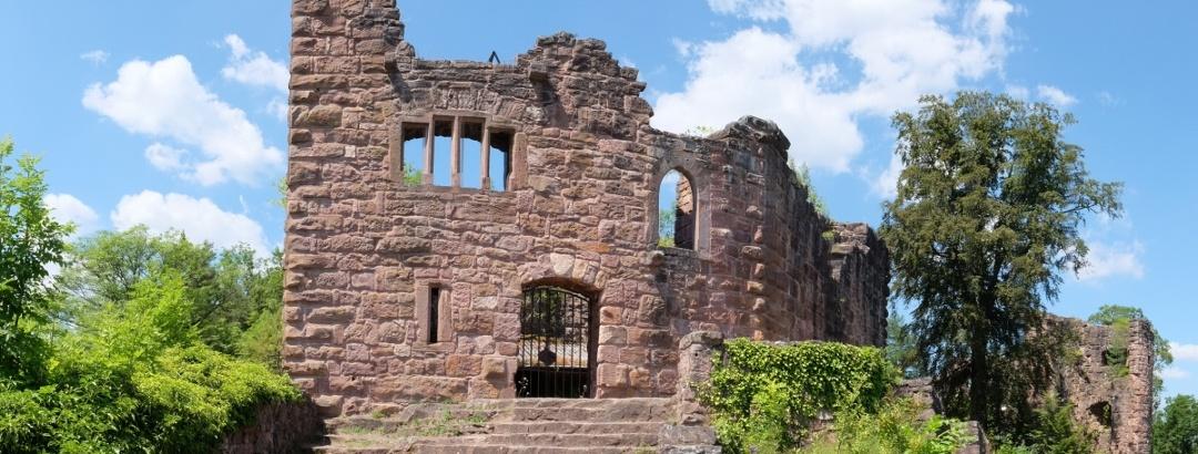 Hinteres Schloss