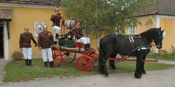 Feuerwehrmuseum Lanzenkirchen