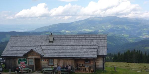 Seetaler Alpen-Feldalmhütte 1750 m