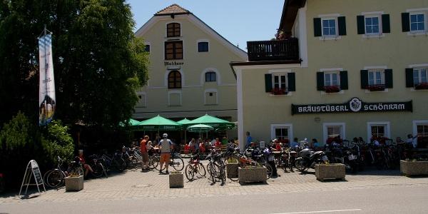 Brauereigasthof Schönram