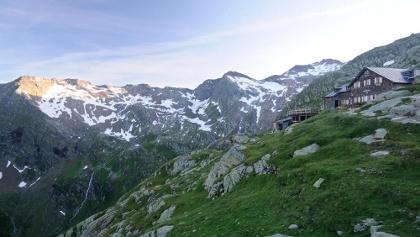 Mountain hut Magdeburgerhütte