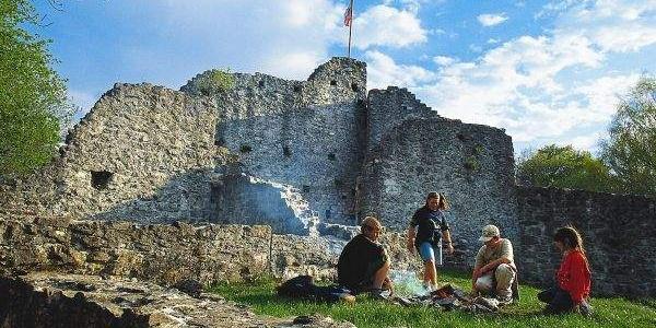 Ruine Alt Schellenberg
