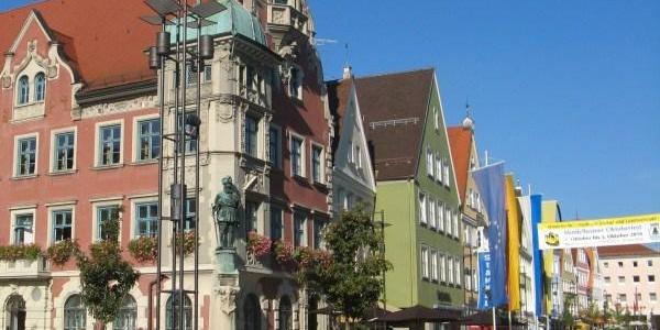 Mindelheimer Rathaus