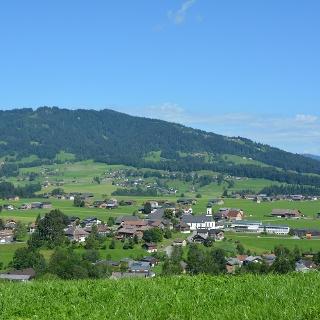 Blick vom Krähenberg