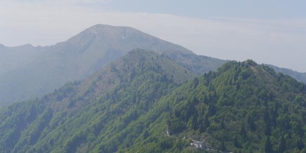 Das Rifugio Pernici