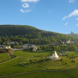Kurpark Kurbad Schlema