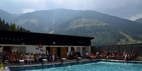 Schwimmbad Mössna