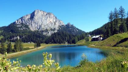 See (1365m) beim Linzerhaus