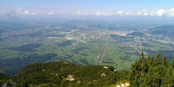 Salzburg und Zeppezauerhaus