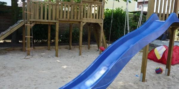 Spielplatz am Hotel Westenholz