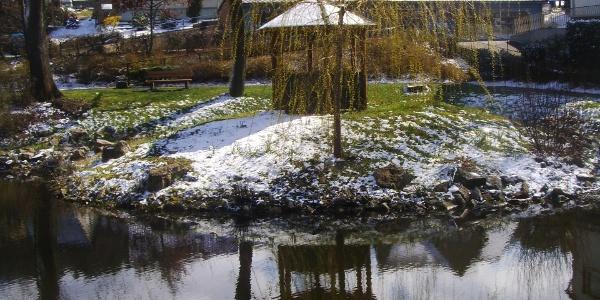 Rethlager Mühlenteich
