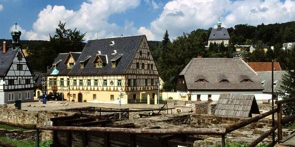Denkmalskomplex Saigerhütte