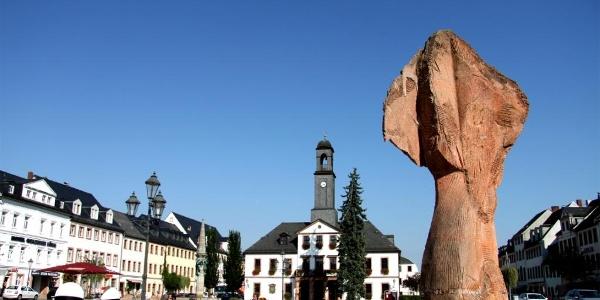 Marktplatz Rochlitz