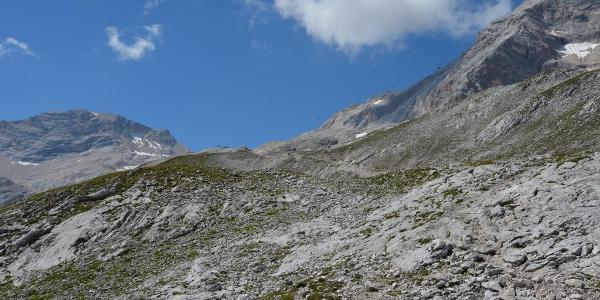 Weg zum Sonn-Alpin