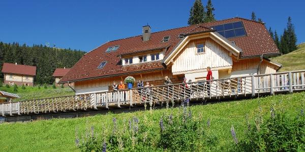 Klippitztörl - Moselebauerhütte