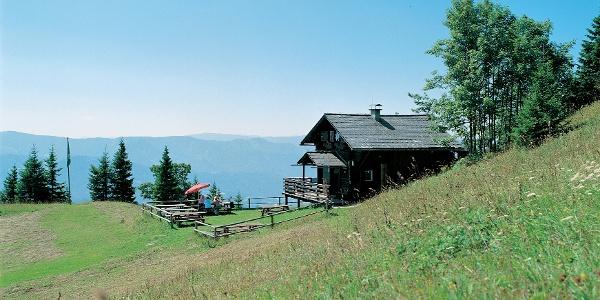 Scheiben Hütte