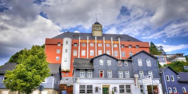 Bauhaushotel - Haus des Volkes - Probstzella