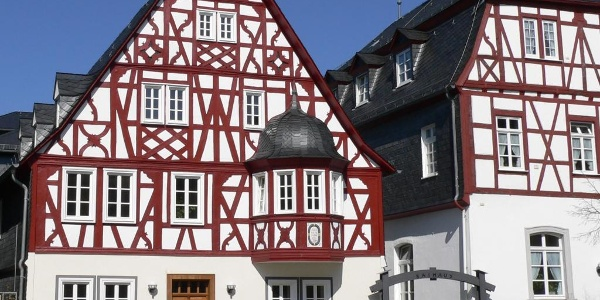 Marktplatz in Kirchberg