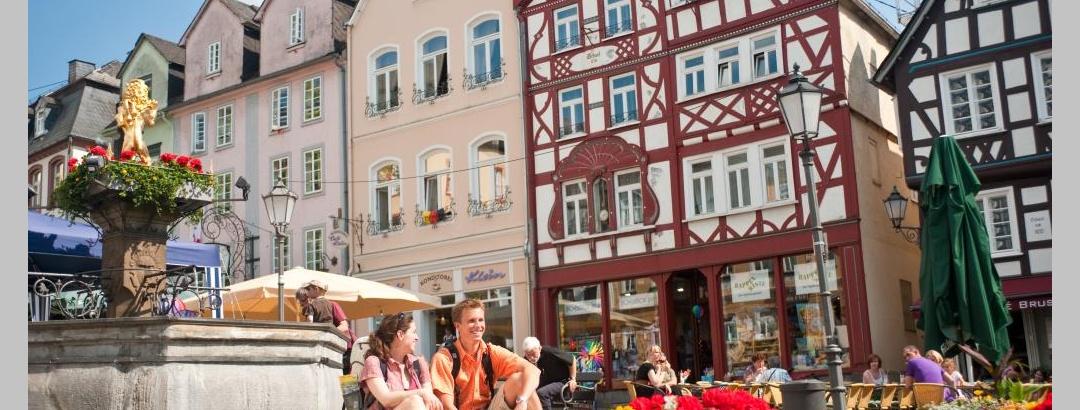 Alter Markt in Hachenburg