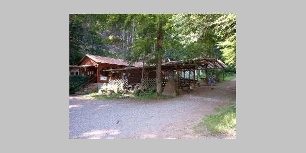 Hütte Pfälzerwald-Verein Siebeldingen