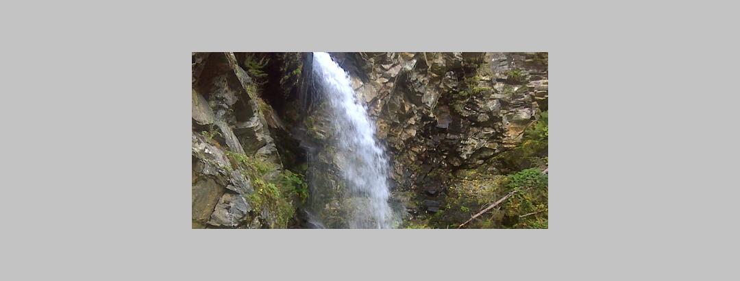 Visnitz Wasserfall
