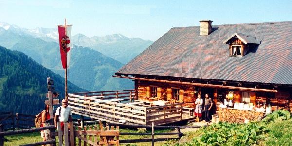 Draugsteinalm -Steinmannhütte, 1.778 m