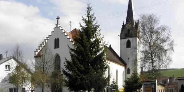 Riedöschingen, St. Martin