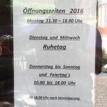 Oeffnungszeiten Alpenhaus 2016